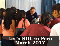 ROL with us in Peru, Maternal Fetal Health